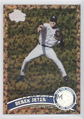 2011 Topps Cognac Diamond Anniversary #330.1 - Derek Jeter (Base)