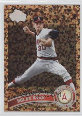 2011 Topps Cognac Diamond Anniversary #626.2 - Nolan Ryan (Legends)