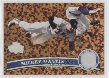 2011 Topps Cognac Diamond Anniversary #7 - Mickey Mantle
