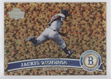 2011 Topps Cognac Diamond Anniversary #80 - Jackie Robinson