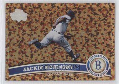 2011 Topps Cognac Diamond Anniversary #80.2 - Jackie Robinson (Legends)