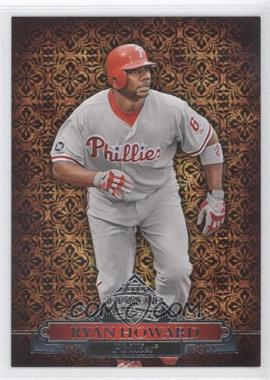 2011 Topps Diamond Anniversary - [Base] #HTA-17 - Ryan Howard