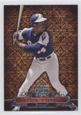 2011 Topps Diamond Anniversary #HTA-1 - Hank Aaron