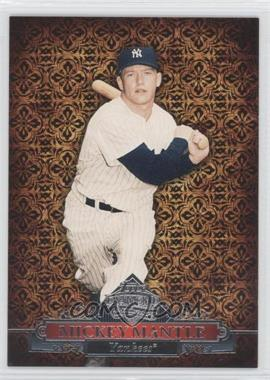 2011 Topps Diamond Anniversary #HTA-7 - Mickey Mantle