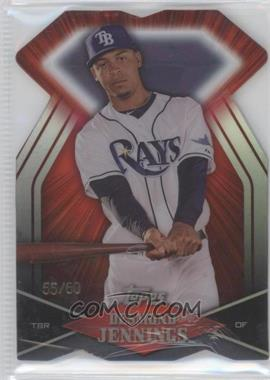 2011 Topps Diamond Dig Contest Diamond Die Cut Black Diamond #DDC-104 - Desmond Jennings /60
