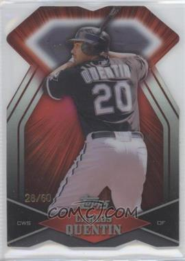 2011 Topps Diamond Dig Contest Diamond Die Cut Black Diamond #DDC-61 - Carlos Quentin /60