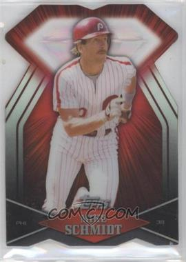 2011 Topps Diamond Dig Contest Diamond Die Cut #DDC-109 - Mike Schmidt