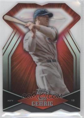 2011 Topps Diamond Dig Contest Diamond Die Cut #DDC-152 - Lou Gehrig
