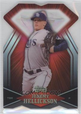 2011 Topps Diamond Dig Contest Diamond Die Cut #DDC-83 - Jeremy Hellickson