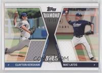Clayton Kershaw, Mat Latos /50