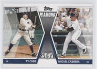 Miguel Cabrera, Ty Cobb