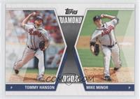 Tommy Hanson, Mike Minor