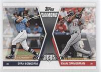 Evan Longoria, Ryan Zimmerman