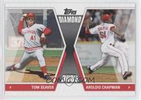 Tom Seaver, Aroldis Chapman