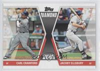 Carl Crawford, Jacoby Ellsbury