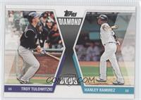 Troy Tulowitzki, Hanley Ramirez