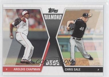 2011 Topps Diamond Duos Series 2 #DD-13 - [Missing]