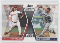 Roy Halladay, Felix Hernandez