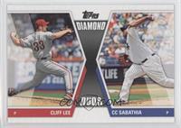 Cliff Lee, C.C. Sabathia