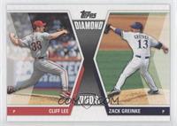 Cliff Lee, Zack Greinke