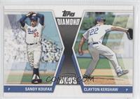 Sandy Koufax, Clayton Kershaw