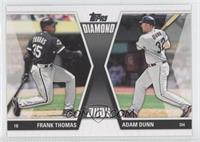 Frank Thomas, Adam Dunn