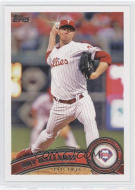 2011 Topps Diamond Sparkle #300 - Roy Halladay