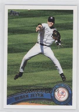 2011 Topps Diamond Sparkle #330 - Derek Jeter