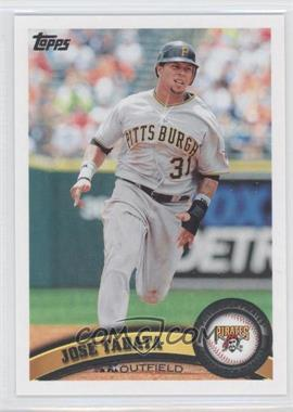 2011 Topps Diamond Sparkle #545 - Jose Tabata