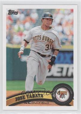 2011 Topps Diamond Sparkle #545 - Jose Tabata
