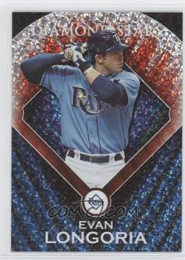2011 Topps Diamond Stars #DS-1 - Evan Longoria