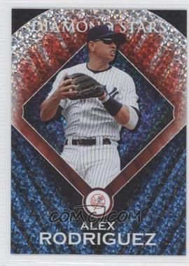 2011 Topps Diamond Stars #DS-12 - Alex Rodriguez