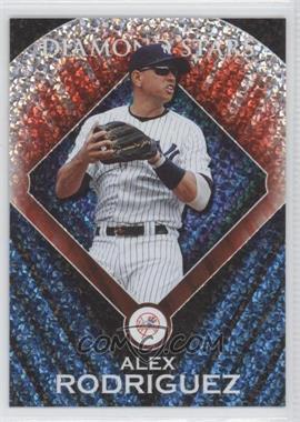 2011 Topps Diamond Stars #DS-12 - Alex Rodriguez