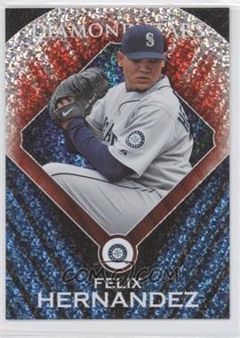 2011 Topps Diamond Stars #DS-16 - Felix Hernandez