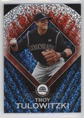 2011 Topps Diamond Stars #DS-2 - Troy Tulowitzki