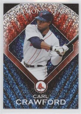 2011 Topps Diamond Stars #DS-21 - Carl Crawford