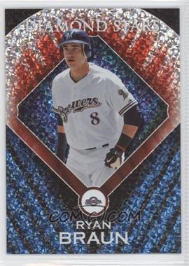 2011 Topps Diamond Stars #DS-24 - Ryan Braun