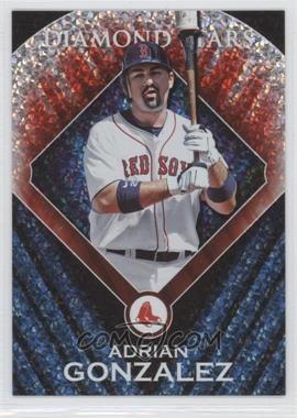 2011 Topps Diamond Stars #DS-4 - Adrian Gonzalez