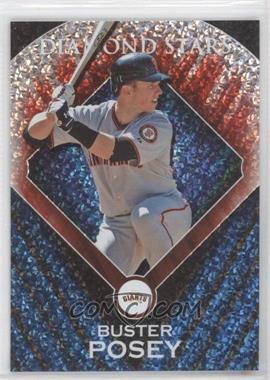 2011 Topps Diamond Stars #DS-6 - Buster Posey