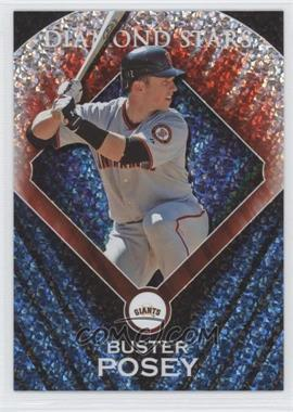 2011 Topps Diamond Stars #DS-6 - Buster Posey