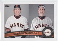 Dave Righetti, Ron Wotus