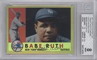 Babe Ruth [BGS8]
