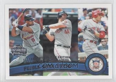 2011 Topps Factory Set [Base] Diamond Anniversary #138 - Albert Pujols, Joey Votto