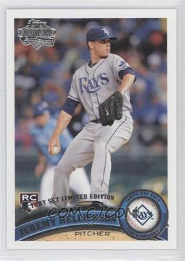 2011 Topps Factory Set [Base] Diamond Anniversary #165 - Jeremy Hellickson