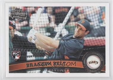 2011 Topps Factory Set [Base] Diamond Anniversary #605 - Brandon Belt
