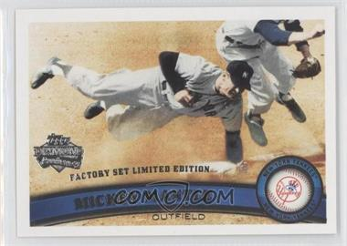 2011 Topps Factory Set [Base] Diamond Anniversary #7 - Mickey Mantle