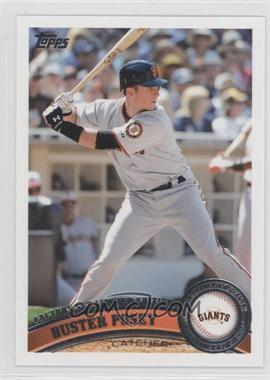 2011 Topps Factory Set [Base] Limited Edition #198 - Buster Posey