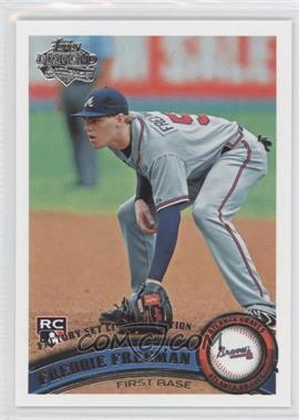 2011 Topps Factory Set Diamond Anniversary #145 - Freddie Freeman