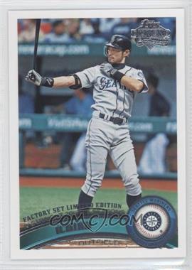 2011 Topps Factory Set Diamond Anniversary #385 - Ichiro Suzuki
