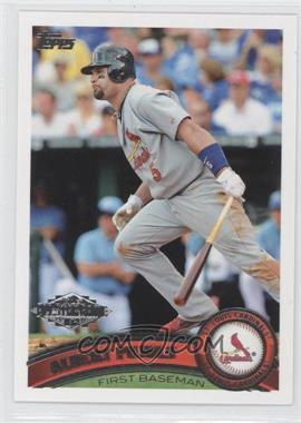2011 Topps Factory Set Factory Set Exclusive All-Stars #1 - Albert Pujols